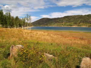 Otter Creek Reservoir, Utah
