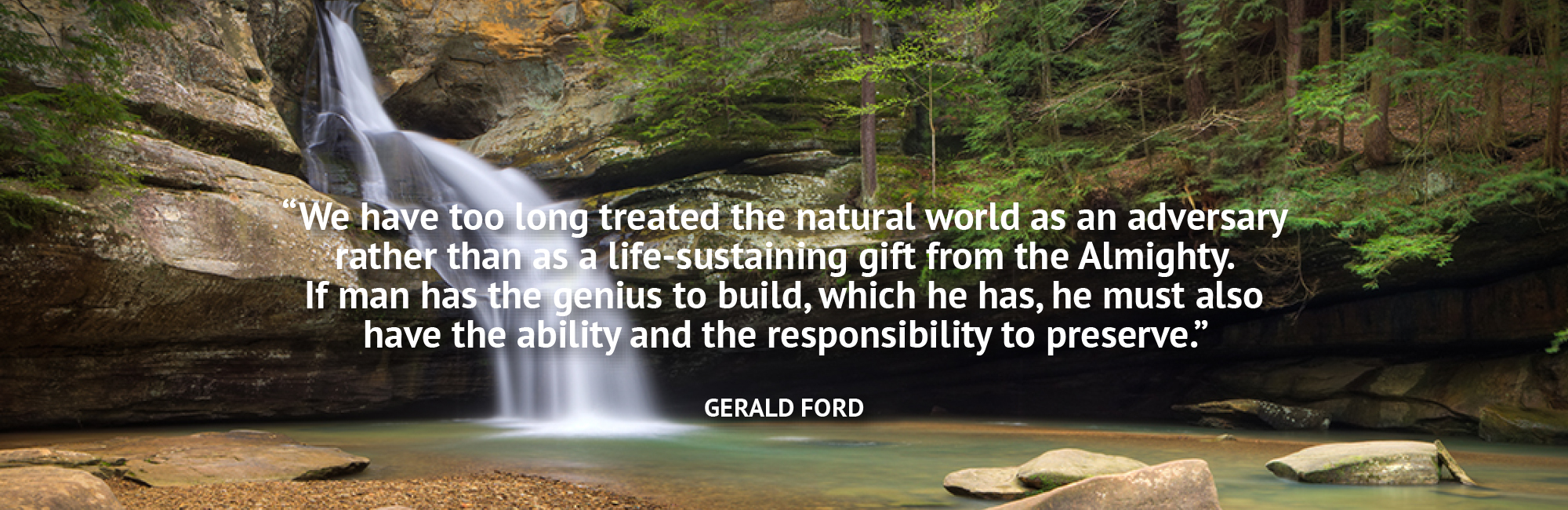 Gerald Ford Quote