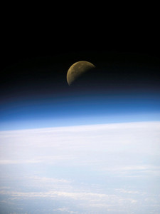 Moonrise Earth_CRS Climate