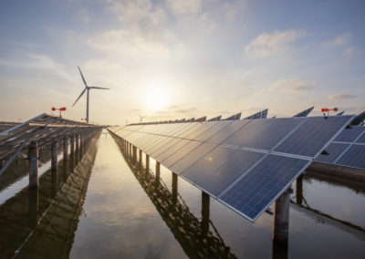Invest in Clean Energy Infrastructure